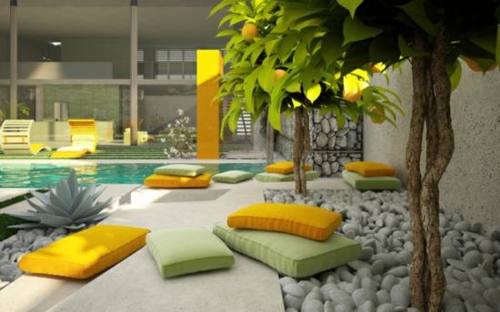 mediterraner garten ist das ein erreichbares ziel auch in. Black Bedroom Furniture Sets. Home Design Ideas