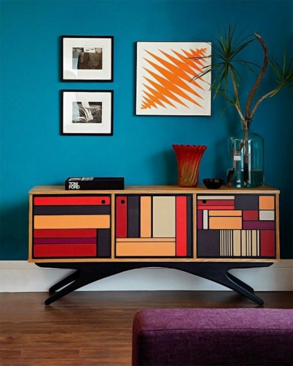 Kommoden Sideboards Kommoden Kommode Neoo Mit 3 Tueren Hochglanz We ...