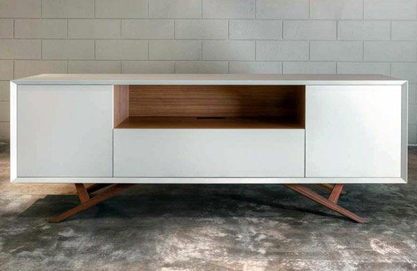 moderne sideboards und kommoden. Black Bedroom Furniture Sets. Home Design Ideas