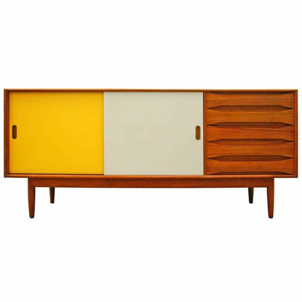 Moderne sideboards und kommoden for Sideboard gelb