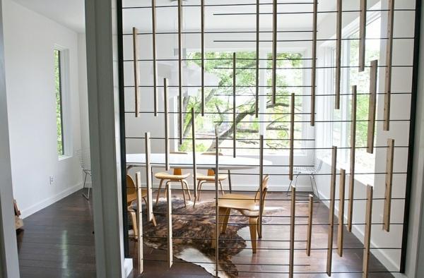 Moderne architektur und umweltfreundliches design ein for Moderne inneneinrichtung design