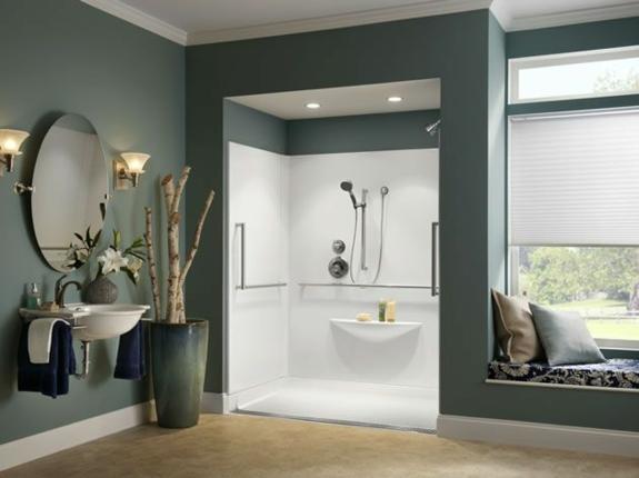 Beleuchtung Dusche Vorschriften : Bodengleiche Dusche Holzboden : Ebenerdige Dusche ? Modernit?t und
