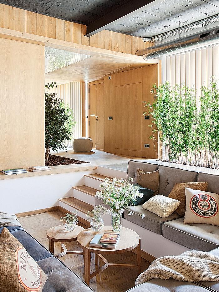Moderne innenarchitektur ein beeindruckendes apartment for Moderne innenarchitektur wohnzimmer