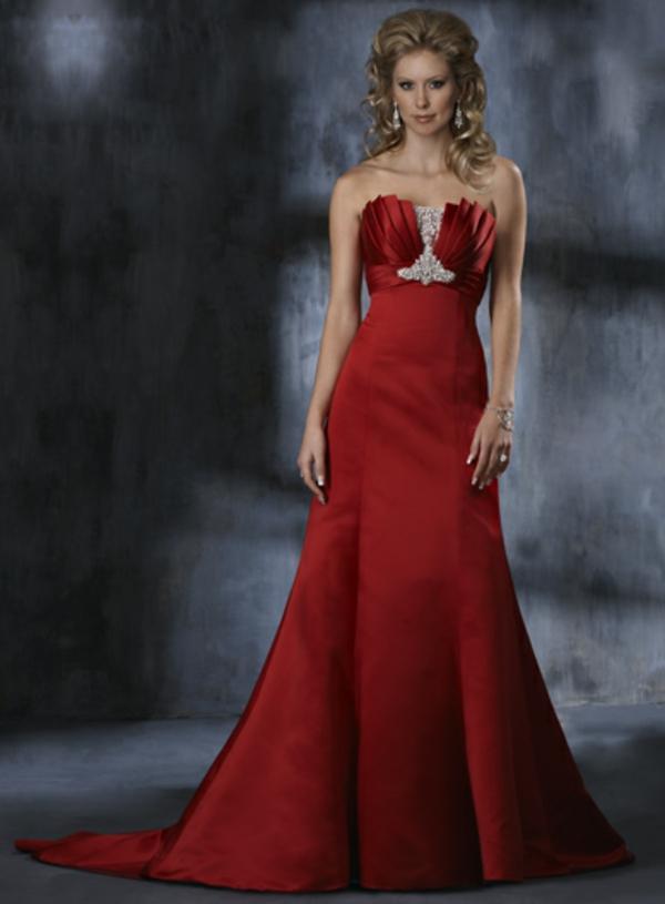 20 trendy rote kleider f r einen unvergesslichen look. Black Bedroom Furniture Sets. Home Design Ideas
