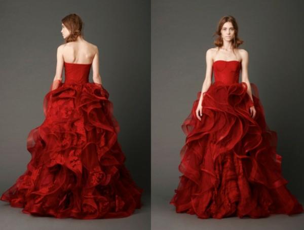 lange rote kleider party abendkleider