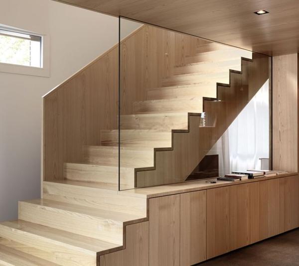 Relativ Eine moderne Treppe kann Ihr Haus völlig umwandeln BU33
