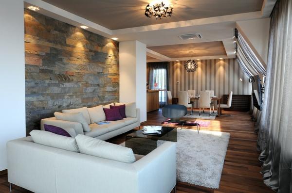 Design wohnzimmer ideen  Moderne Wohneinrichtung Ideen - Trends 2014