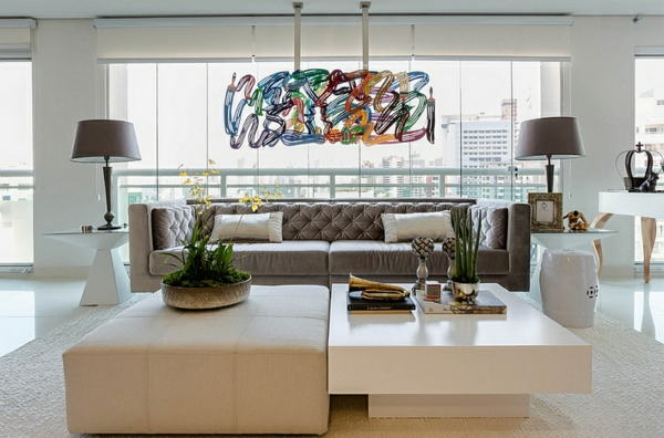 moderne wohnzimmer design einrichtung garten hocker gartenstühle