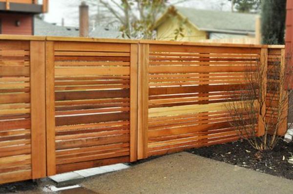 Bepflanzter Gartenzaun Aus Holz Und Metall ~ Bepflanzter Gartenzaun Aus Holz Und Metall Pictures to pin on