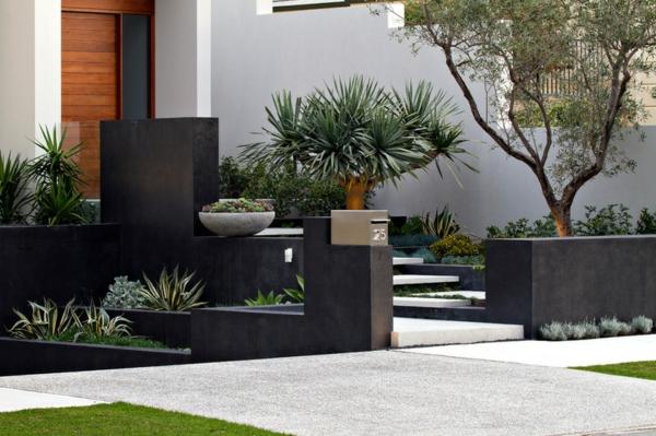 Design briefkasten passt ihr postkasten zu ihrem haus for Stein s garden home