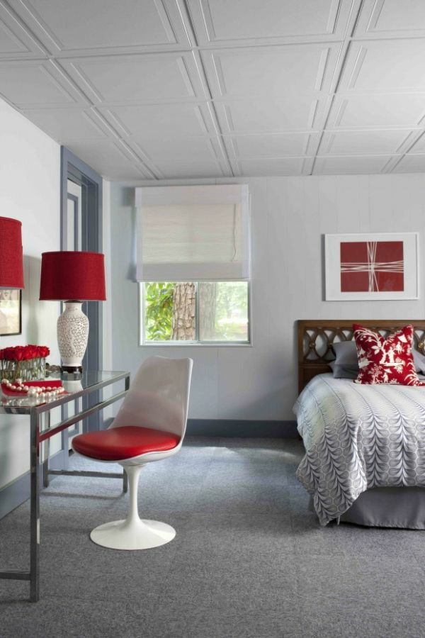 13 Wege Wie Man Die Decke Höher Aussehen Lässt