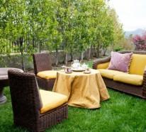 20 frische Ideen für Partydeko - Gartenparty im Frühling planen