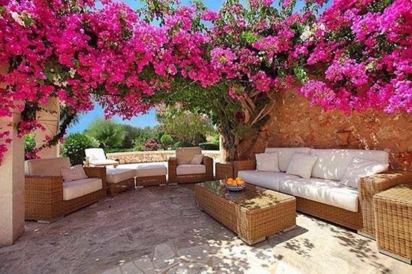 Lounge Mobel Garten Bauhaus40 Gartengestaltung Ideen Für Ihre [R
