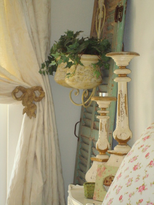 Rustikale Gardinen lobrede über die gardinen und vorhänge auffallende heimtextilien
