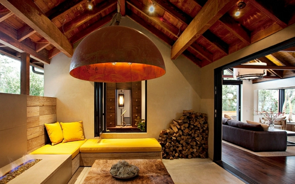 große pendelleuchten im esszimmer - moderne hängelampen - Pendelleuchten Für Wohnzimmer
