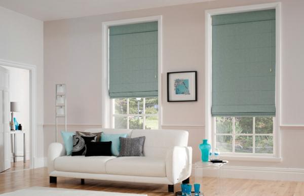 Sind die Schiebegardinen die neue moderne Fensterdeko?