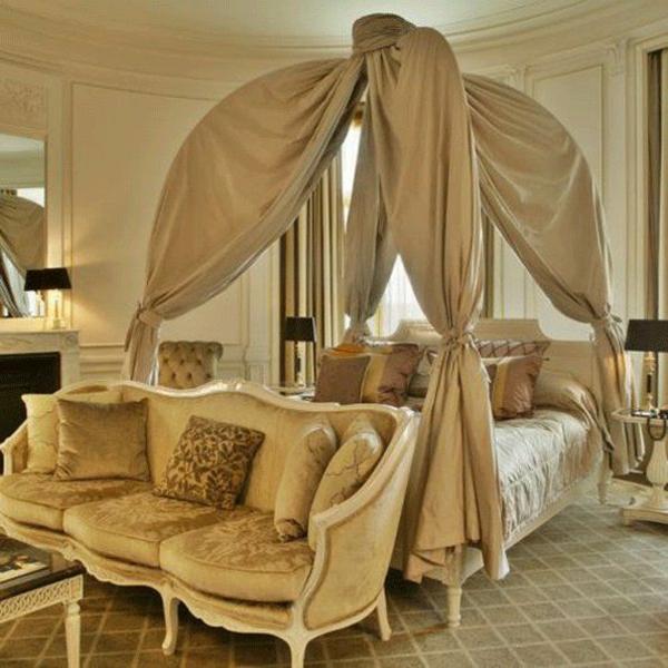 50 reizende schlafzimmergestaltung ideen - Franzosischen Stil Interieur Ideen