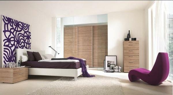 Schlafzimmerwand Gestalten - Wanddeko Hinter Dem Bett Deko Wnde Schlafzimmer