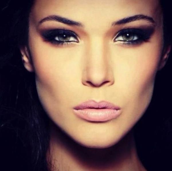 schminktipps abend make-up augen