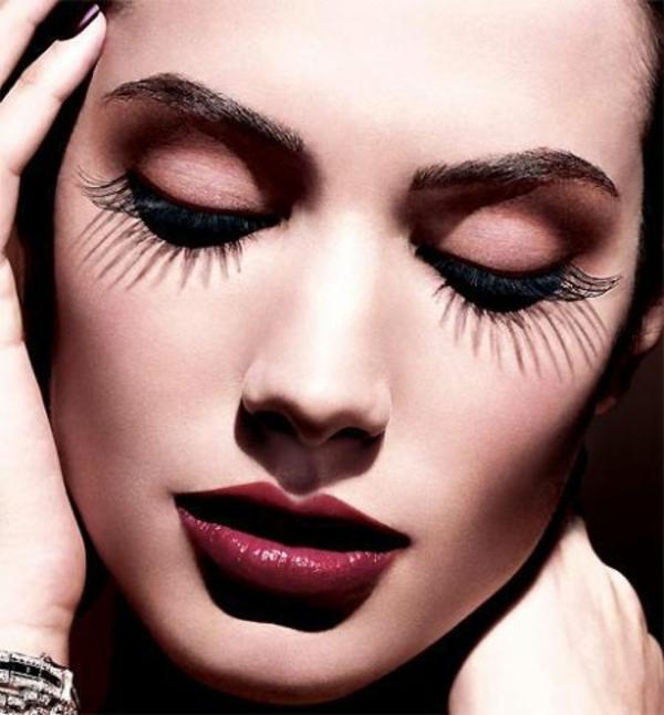 schminktipps abend make-up natürlicher look