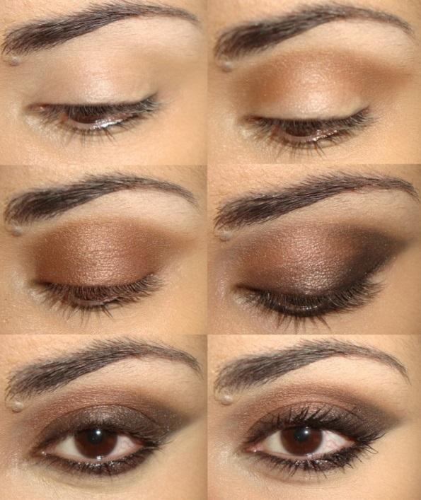 The Perfect Smoky Eye for Brown EyesMakeupcom
