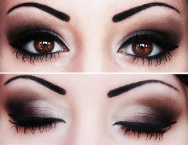 Coole Schminktipps Fur Braune Augen Trendy Ideen