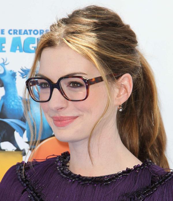 schminktipps für brillenträger ideen stars beispiele schauspielerinnen mit brillen