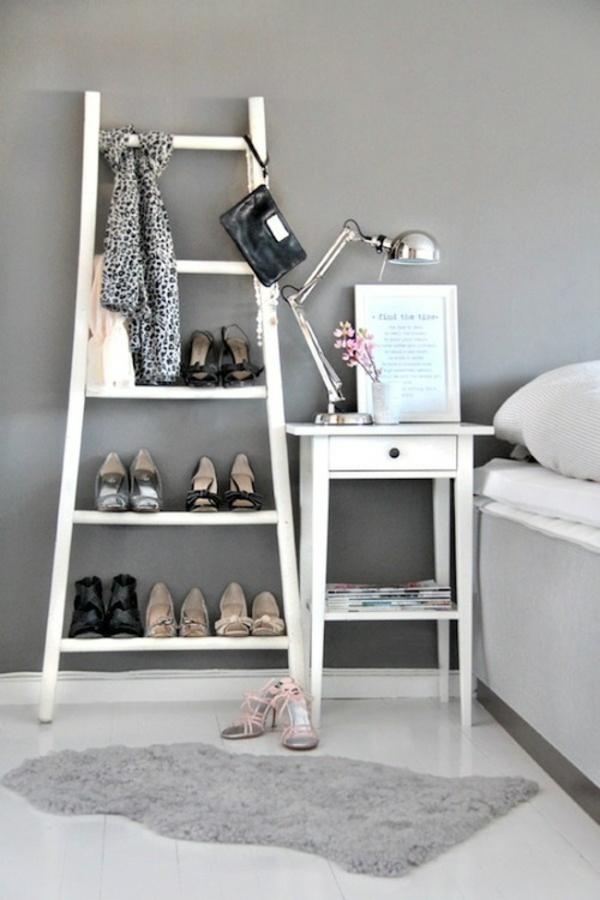 Garderobe Selber Machen Ideen schuhregal selber bauen diy ideen