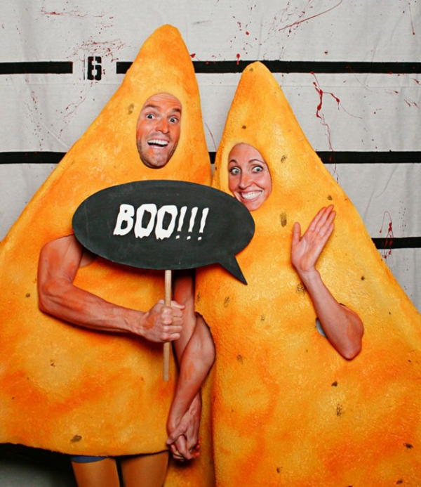 boo kostüme karneval fasching chips doritos
