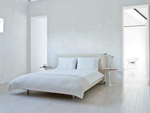 simpel schlafzimmermöbel klein ideen schlafzimmer minimalistisch einrichten