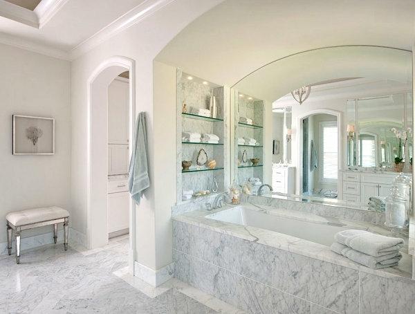 spa badezimmer moderne design ideen