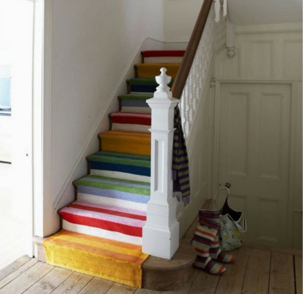 Awesome Strandtuch Inspiration Design With Teppich Fr Treppe