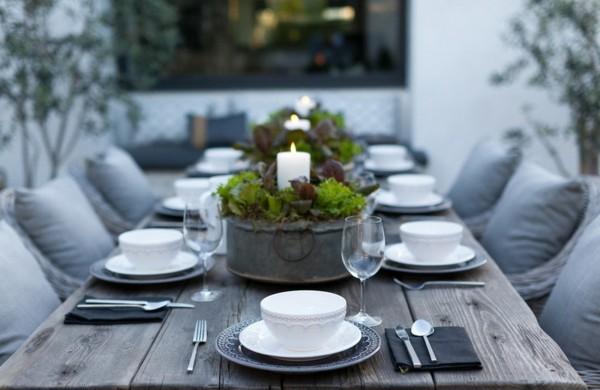 ▷1001 balkontisch ideen - gartentisch, klapptisch - freshideen 1, Hause deko