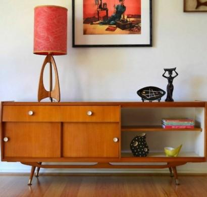 Teakholz möbel wohnzimmer  Trendy, tolle Sideboards aus Teakholz - die beste Kommode auswählen