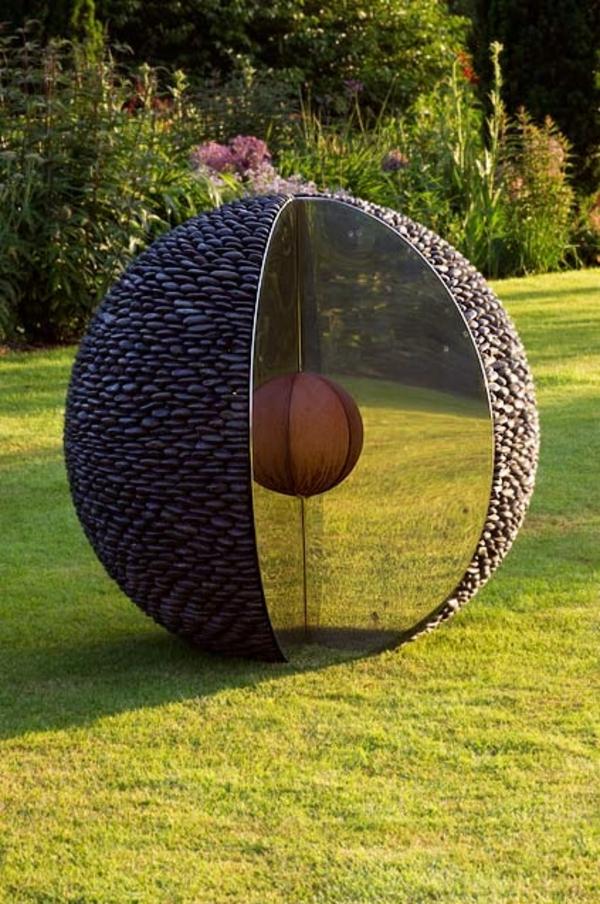 Garten Mit Steinen Dekorieren ~ Möbel Ideen & Innenarchitektur