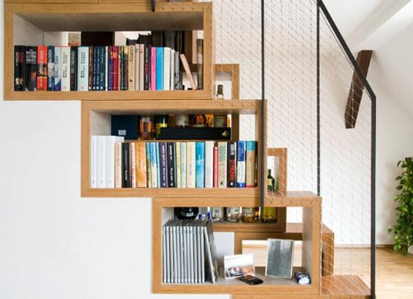 20 wunderbare Designideen für Treppenhaus