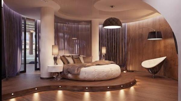 Ultramoderne Einrichtung Schlafzimmer Weiß Braun 25 Attraktive Ideen Für  Schlafzimmergestaltung | Einrichtungsideen ...