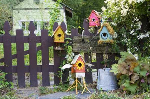 Vogelfutterhaus Holz Selber Bauen ~ Vogelhaus selber bauen – DIY Bauanleitung und 40 Ideen für Sie