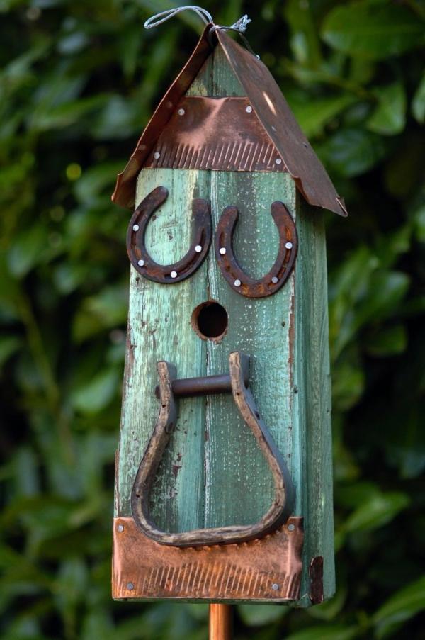 Vogelhaus Holz Selber Bauen ~ Vogelhaus selber bauen – DIY Bauanleitung und 40 Ideen für Sie