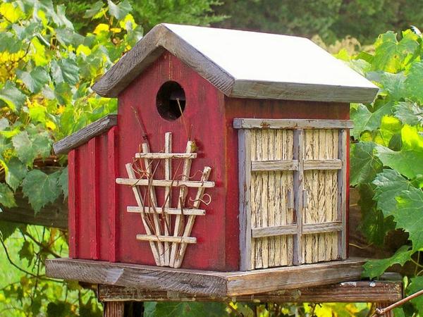 Vogelhaus Holz Selber Bauen ~ vogelhaus selber bauen holz umweltfreundlich thematisch