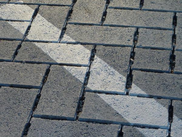 von steinplatten einfahrt pflastern