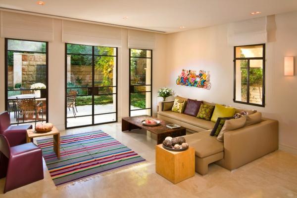 Gardinen ideen und einige interessante alternativen dazu - Fensterdeko gardinen ideen ...