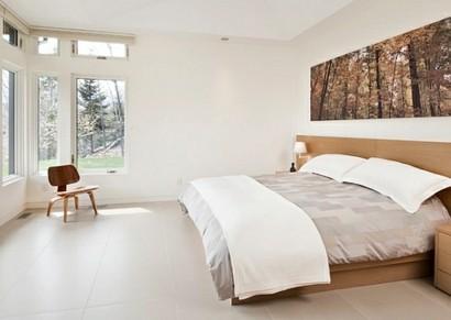 das schlafzimmer minimalistisch einrichten - 50 schlafzimmer ideen - Schlafzimmer Ideen Gestaltung