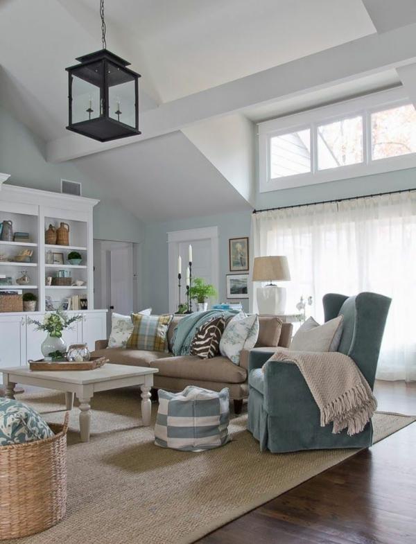 Wohnideen f r zimmergestaltung erfrischen sie ihr zuhause - Dekoartikel fur wohnzimmer ...