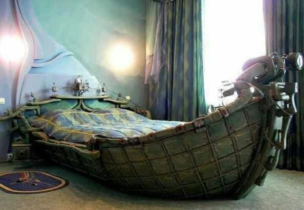 50 reizende schlafzimmergestaltung ideen. Black Bedroom Furniture Sets. Home Design Ideas