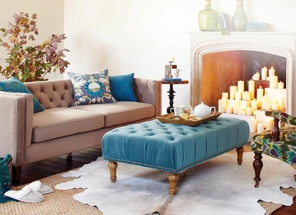 50 wohnungseinrichtung ideen charakter und for Wohnungseinrichtung farben