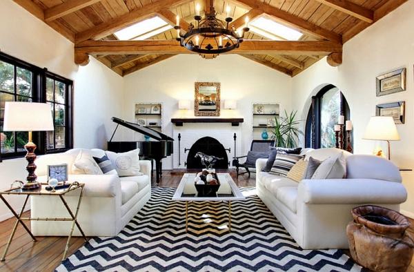 Wohnzimmer Teppich Blau ~ Raum- und Möbeldesign-Inspiration