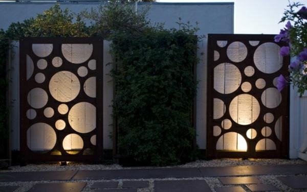 Betonmauer Verschönern ist nett design für ihr wohnideen