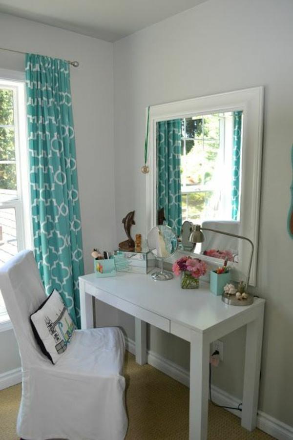 30 zimmergestaltung ideen im jugendzimmer for Jugendzimmer gardinen