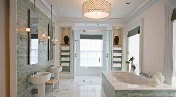 Eckregal Dusche Ikea : badezimmer regal dusche : Badezimmer Regale aus Glas